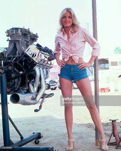 News Photo : Full length portrait of Michelle Pfeiffer, US...