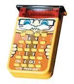 MR WIZARD!..........The ole' 70's-80's Calculator............