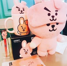 Want. Need. ASAP. Namjoon, Bts Jungkook, Taehyung, Seokjin, Steve Aoki, Bts Cute, Army Room, Line Friends, Kpop Merch