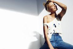 Madewell - Matteo Montanari Vogue China, Vogue Russia, Matteo Montanari, Downtown New York, Campaign Fashion, Zara Kids, Teen Vogue, West London, Venice Beach