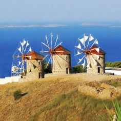 Patmos Island,Greece