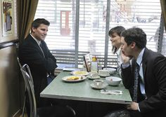 Booth,Bones And Sweets