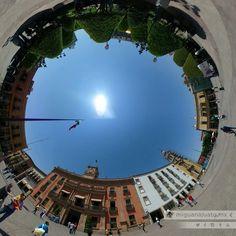 Una tarde soleada en #León #Guanajuato