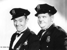 """""""The Midnight Patrol"""" (1933)  The real police."""