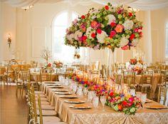 Photo: Archetype Studio #wedding #decor #table #tablescape