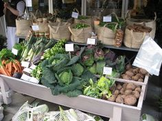 Daylesford Organic, Pimlico Rd by Laura_Claire, via Flickr