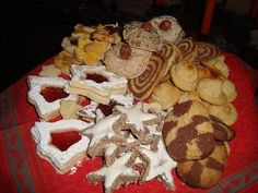 German Christmas Biscuits