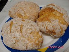 Recetucas Sin Gluten: Pan