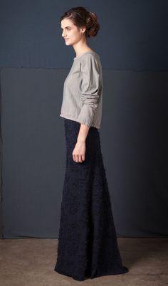 Alabama Chanin - Daisy Long Skirt