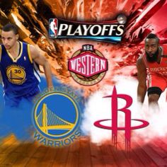 Now that the Houston Rockets have eliminated the Clippers, and the Golden State Warriors have secure a spot to advance to the next round after they have de Houston Rockets Game, Ontario Reign, Warriors Game, Nba Western Conference, Start Time, James Harden, Nba Playoffs, Game 4, Good Vibes