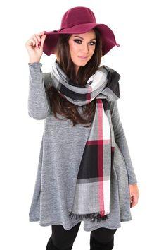 vip vicky pattison scarf