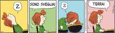 Tutti i lunedì così. Peanuts | Il Post