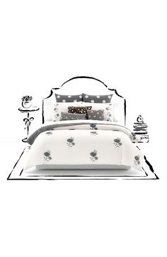 Free shipping and returns on kate spade new york lacey daisy duvet at Nordstrom.com. Three-dimensional floral embellishments elevate the aesthetic of a crisp cotton duvet.