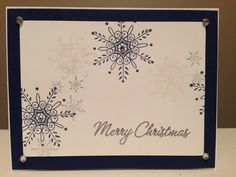 Stampin' Up! Christmas card idea
