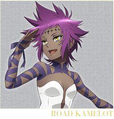 D.Gray-man Road Kamelot