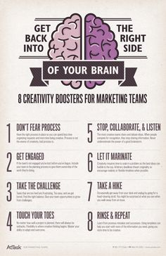 8 Ways to a More Creative Marketing Team - AtTask Resources