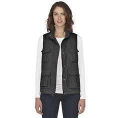 Women's 15-Pocket Voyager Vest, TravelSmith