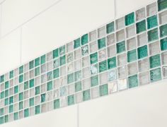 Origins glass fuses the handcrafted texture of Old-World glass with modern shade consistency in style variations inspired by the Elements. Mosaic Wall Tiles, Mosaic Glass, Crossville Tile, Tile Manufacturers, Color By Numbers, Porcelain Ceramics, Porcelain Tile, Outdoor Flooring, Bathroom Inspiration