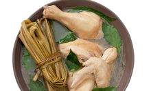 Tinanglarang Manok (Chicken in Lemongrass Soup) Recipe
