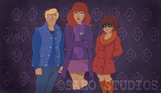 And I also hope you enjoy my fanart of the Scooby-Doo Gang facing a zombie apocalypse. Scooby-Doo and the Zombie Horde Cartoon Shows, Cartoon Characters, Fictional Characters, Scooby Doo Mystery Inc, Daphne Blake, Velma Dinkley, Classic Cartoons, Animation Series, Cartoon Drawings