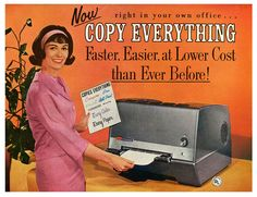 Now...copy everything right in your own office!
