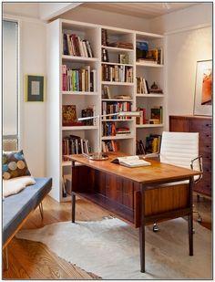 10 Inspiring Wooden Desks for Home Office