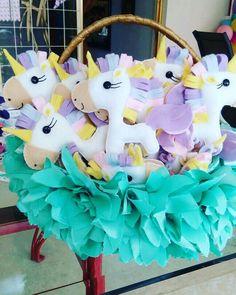 unicornio, baby shower, corsage, recuerdo, fieltro, unicornio de fieltro, niña, niño, unisex, fiesta unicornio, unicorn