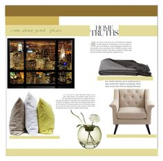 """Set #15"" by livsusa on Polyvore featuring interior, interiors, interior design, home, home decor, interior decorating, Niche Modern, a&R, Cyan Design and Hawkins"