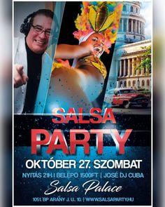 #salsapalace #salsaparty #aranytiz #salsa #bachata 21h chachacha workshop Salsa Party, Budapest, Palace, Dj, Workshop, Instagram, Merengue, Reggaeton, Atelier