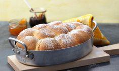 Buchteln Rezepte: Süße Hefebrötchen zur Kaffeetafel oder als leichte Mittagsmahlzeit- Eins von 7.000 leckeren, gelingsicheren Rezepten von Dr. Oetker!