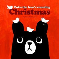 poko's counting christmas book