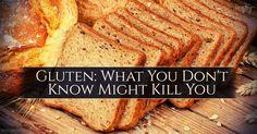 10 Warning Signs Of Gluten Intolerance