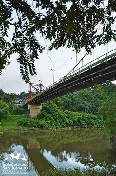 Hawkesworth Bridge, San Ignacio, Belize