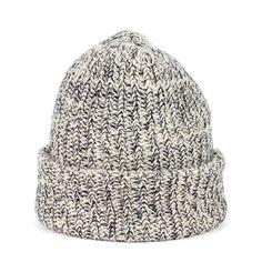 Navy Knit Toque | Old Faithful Shop ($20-50) - Svpply