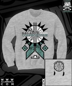 Balance and Composure Long Sleeve