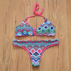 Follow @aboutthefit_bikini !!! Find more beautiful things !! #bikini #swimwear #swimsuit #beachwear #womenfashion #fashion #sexy #summer #maillotdebain #pushup #swim #brazilianbikini #clothes #bathingsuits #sexybikini #clothing #gift #female #lady #ladies #bikinis