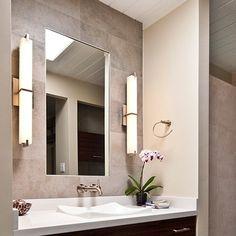 Metro Vanity Light. Modern Bathroom LightingModern ...