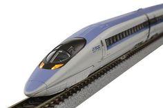 NEW Rokuhan T013-1 Z Scale 500 Shinkansen Kodama 3 cars set from Japan 467 #Rokuhan