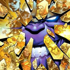 Thanos is a fictional character, a supervillan in the Marvel Comic universe. Created by Jim Starlin, he first appeared in Iron Man #55 in 1973. One of the last sons of A'Lars, progenitor of the second colony of Eternals on Titan, and Sui-San, the last survivor of the original settlement of Eternals on Titan. Born with grey, hide-like skin and a massive body due to being born with the Deviant Syndrome, Thanos was a morose child who became obsessed with the concept of death. Through bionic…