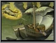 Nicolau e os marinheiros