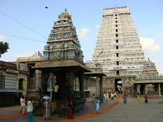 Annamalaiyar Temple is a Hindu #temple dedicated to the deity #Shiva, located at the base of #Annamalai hills in the town of #Thiruvannamalai in Tamil Nadu