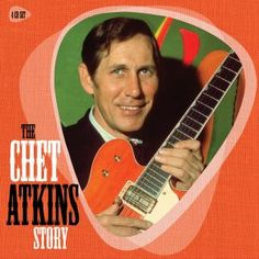 A 100 track survey of Atkins, one of the most important figures in the history of American music. He excelled as a guitarist in a solo and in sideman context, producer, engineer and the prime instigator of The Nashville Sound. The Chet Atkins Story (4CD): Chet Atkins - propermusic.com Elvis Presley, Chet Atkins, Country Music, Mark Knopfler, Nashville, Rock And Roll, American, Instrumental, Chester