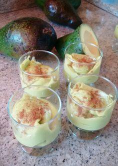 Creme de abacate