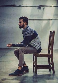 Fall fashion men