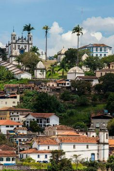 Congonhas, Minas Gerais - Brazil; City that I served in to end my mission.