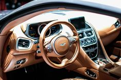 The 2017 Aston Martin DB11 made its official debut at the Geneva Motor Show sporting a swanky new look.