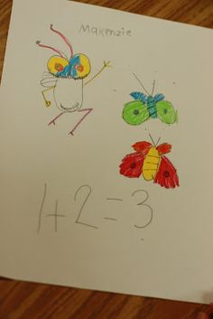 Learn to draw Fly Guy and teach math skills