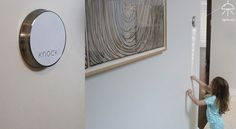 Smart disc 'Knocki' makes any surface into an Internet of Things remote control by knocking patterns. Cool!