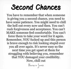 Second Chances Quotes second chances source life cheating Second Chances Quotes. Here is Second Chances Quotes for you. Second Chances Quotes life always offers you a second chance its called tomorrow. Betrayal Quotes, Forgiveness Quotes, Breakup Quotes, Wisdom Quotes, True Quotes, Quotes To Live By, Infidelity Quotes, Forgive Me Quotes, Apology Quotes For Him