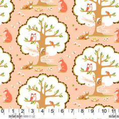 This is going in my daughters room as new curtains!  Patty Sloniger - Les Amis - Les Amis in Peach